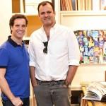 Giordano Cacciola e Erick Figueira de Melo