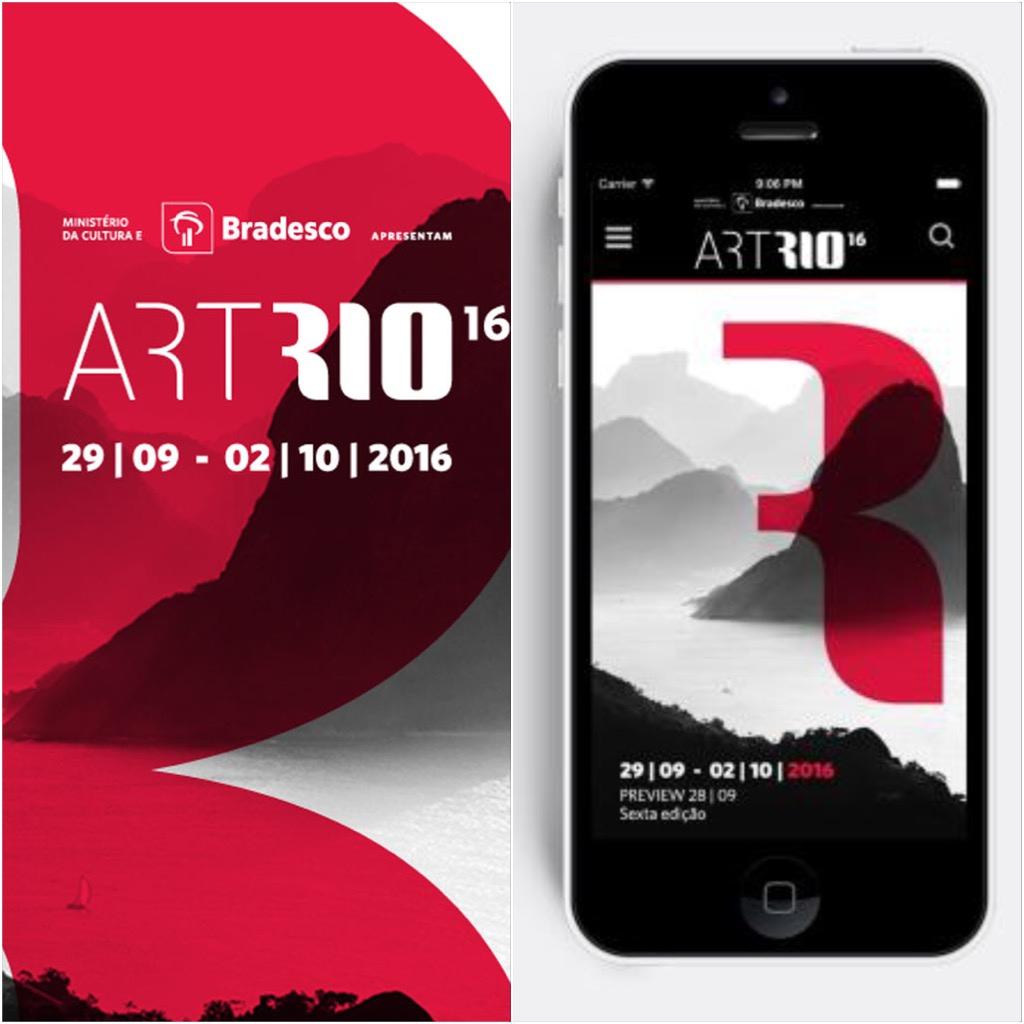 Já baixou o aplicativo mobile da ArtRio 2016?