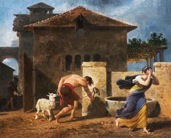 """""""A Missão Artística Francesa e seus discípulos"""" na Pinakotheke Cultural Rio"""