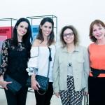 Vanessa e Maria Tereza Geo Rodrigues, Beatriz Milhazes e Anita Schwartz_EU7A4255