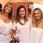 Andrea Moura Brito Amanda Ambrosio e Sandra Molina