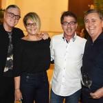 Claudio Lobato Ruth de Sender e Adolfo Fuzinatto