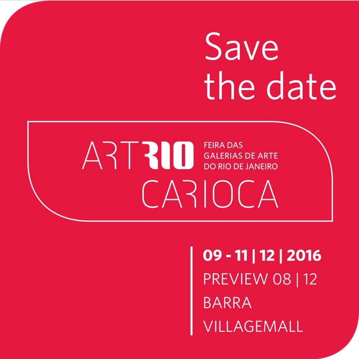 Em dezembro acontece a primeira edição da ArtRio Carioca na Barra