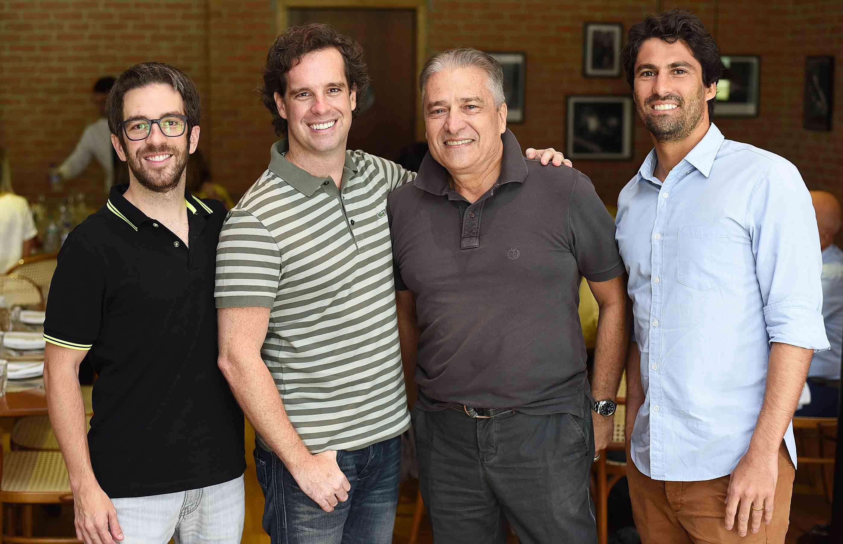Lacca faz almoço de confraternização com arquitetos cariocas