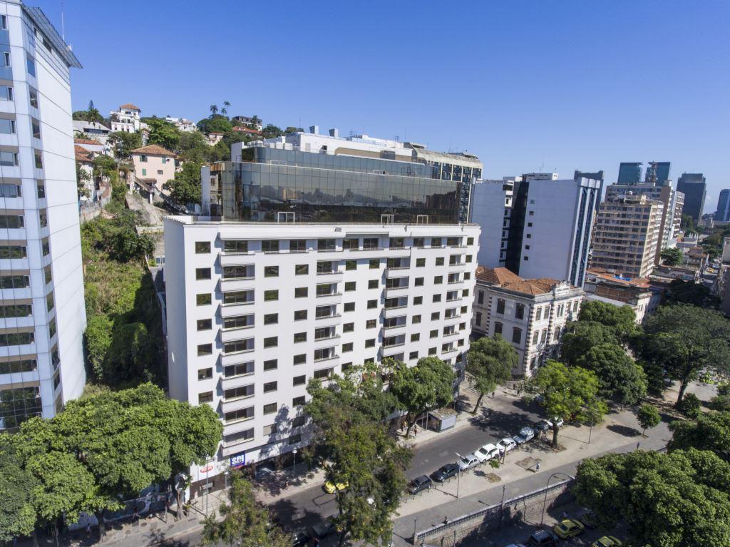 Glória 122:  o novo edifício comercial de design do Rio, será inaugurado amanhã.