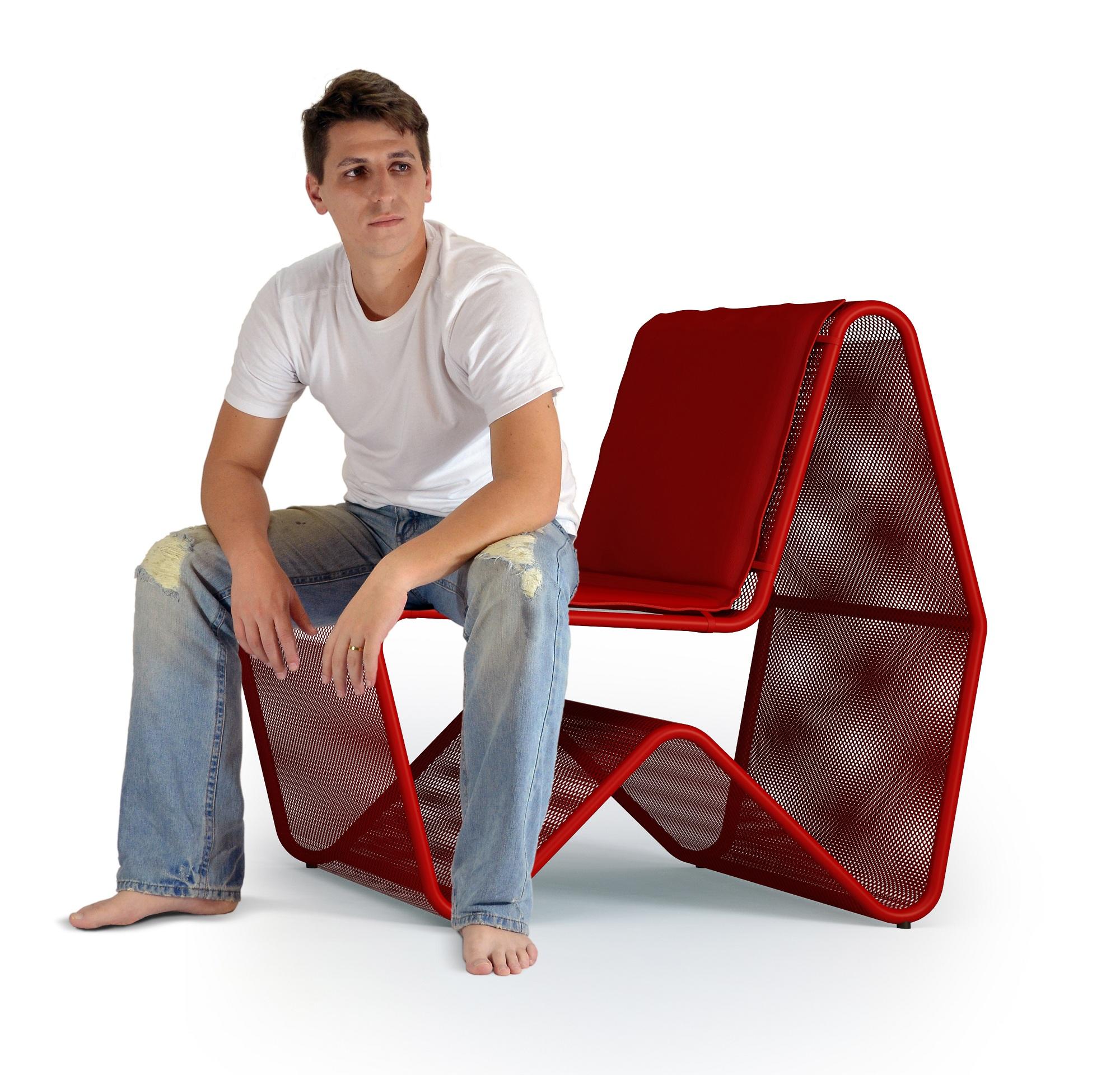 O design de Bruno Faucz na Novo Ambiente.