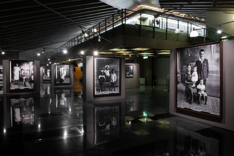 """Abertura da exposição """"Assis Horta: Retratos"""""""