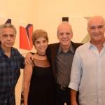 Walney de Almeida, Claudio e Tânia Valerio Teixeira e Marcus Soska
