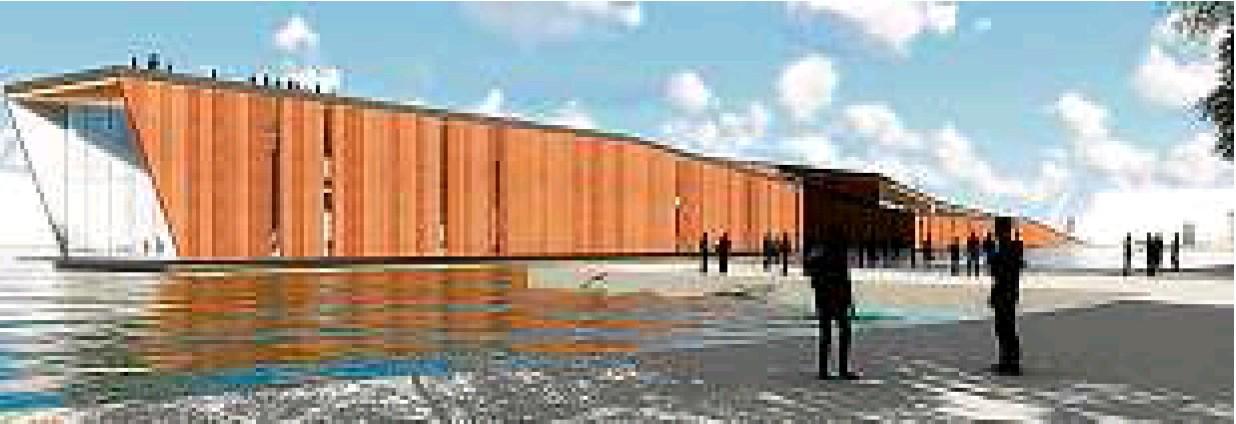 Novo museu na cidade