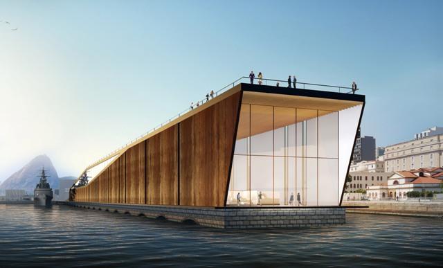 Projeto do Museu Marítimo
