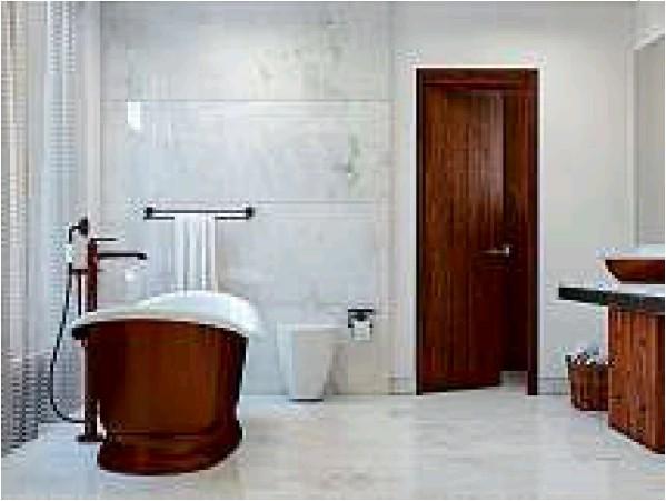 Bronze no banheiro