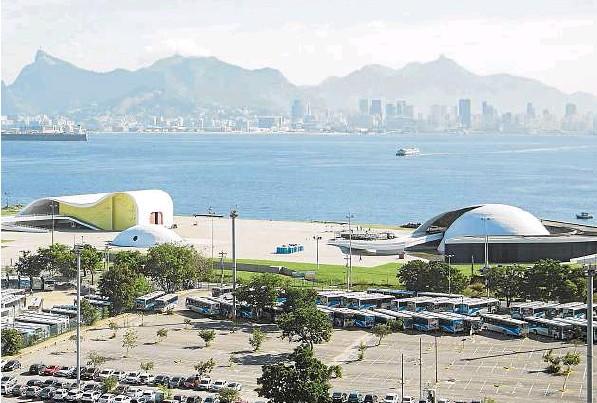 Sobre Caminho Niemeyer