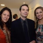 Claudia Hersz, Cesar Kiraly e Renata Pinehiro Machado