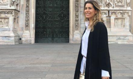 Luiza Bomeny fala sobre Milão no CasaShopping