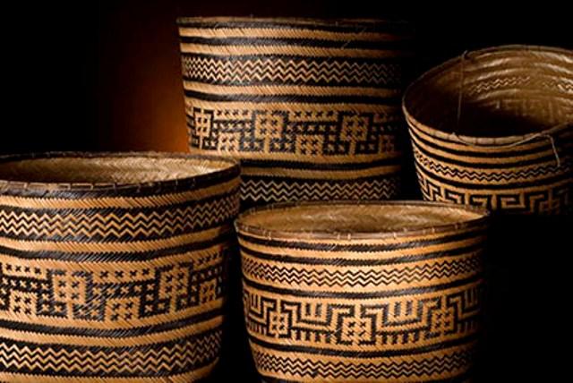 Sobre artesanato indígena