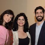 Carla Guimaraes Costa, Dorys Daher e Alvaro Cosac Daher