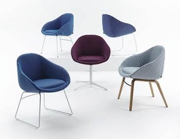 Novo Ambiente recebe cadeira Always