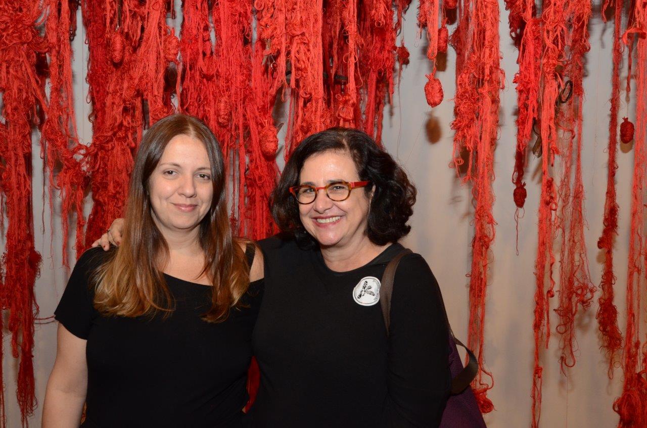 Adrianna Eu e Malu Fatorelli