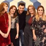 Ligia Schuback Erica Saraiva Rodrigo Santana Ana Cano Milman e Sabrina Schuback