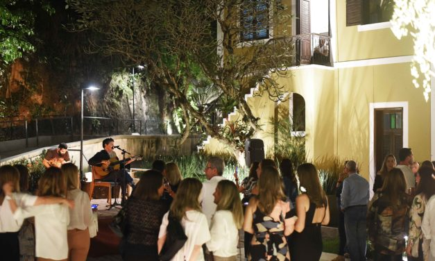 Vinicius Cantuária na Casa Cor Rio 2018