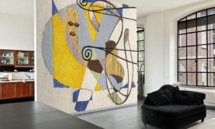 Piotr Michalek assina coleção de tapetes da Tapetah