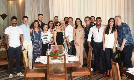 Confraternização e premiação de profissionais cariocas na Florense Barra