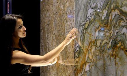 CLAUDIA MOREIRA SALLES E JADER ALMEIDA NA BRAZILIAN STONES ORIGINAL DESIGN