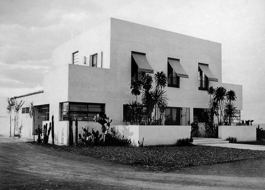 Casa Modernista recebe exposição de Gregori Warchavchik