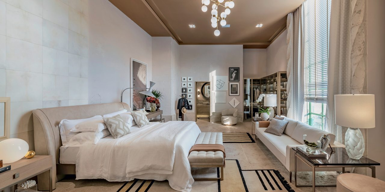 A elegância da Suite Blush do paulista Bruno Carvalho na Casa Cor SP