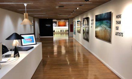 Democrart inaugura galeria dentro da Livraria Cultura