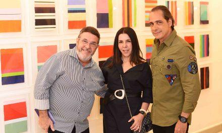 Marcelo Catalano inaugura exposição Colorbox