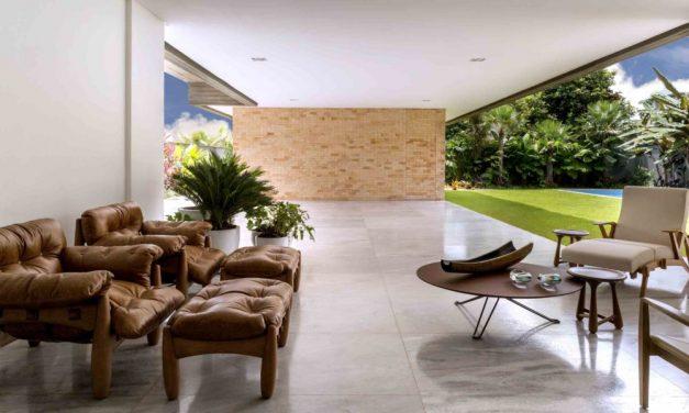 O arquiteto Leo Romano apresenta a Casa dos Ventos.