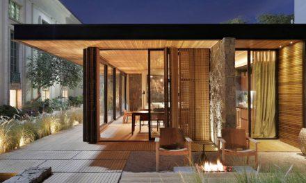 Casa projetada por Duda Porto recebe selo HBC de sustentabilidade e bem-estar, na Casa Cor SP.