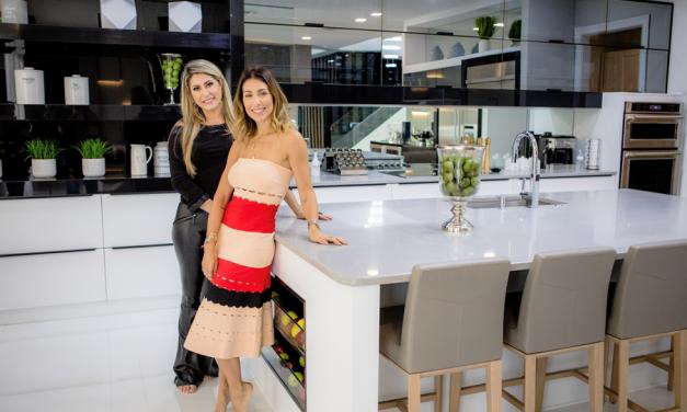 Bella Falconi renova casa com projeto da arquiteta Cris Gusmão