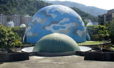 Exposição no Rio de Janeiro celebra 50 anos da chegada do homem à Lua.