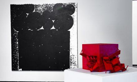 A exposição em homenagem a Reynaldo Roels Jr.