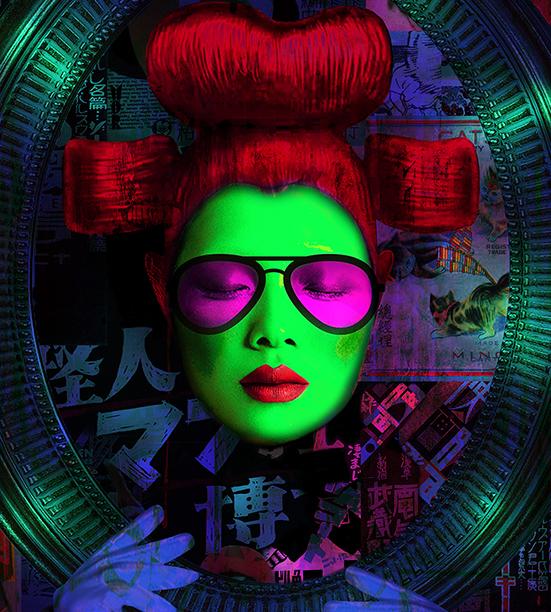 A artista Claudia Furlani assina parceria com o portal Um Olhar