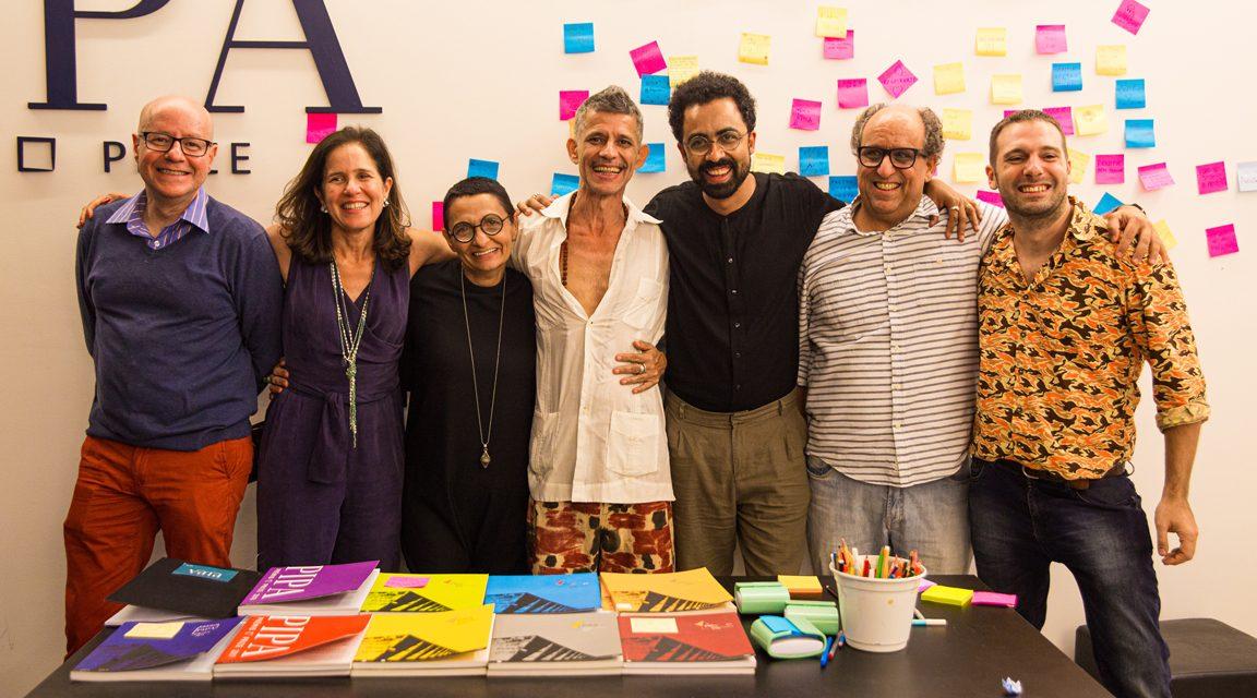 O Prêmio PIPA comemora sua décima edição em novo espaço, na Glória