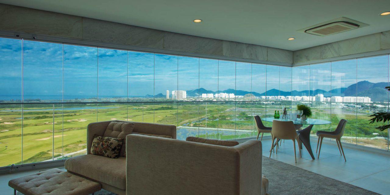 Estúdio do designer Philippe Stark faz projeto para apartamento no Rio de Janeiro.