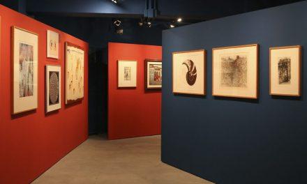 Exposição apresenta panorama de 70 anos da arte brasileira.