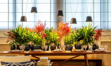 Vic Meirelles oferece workshop de arranjos florais na CASACOR Rio