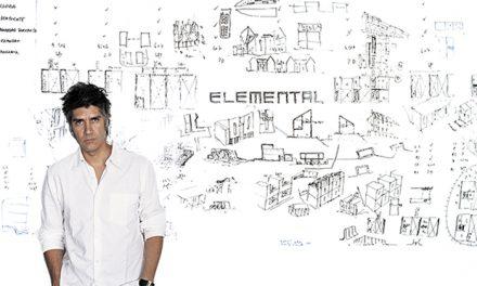 O arquiteto chileno Alejandro Aravena é presença confirmada no NCD Summit, em Florianópolis.