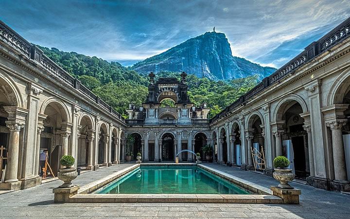 Escola de Artes Visuais do Parque Lage no Rio de Janeiro abre cursos gratuitos