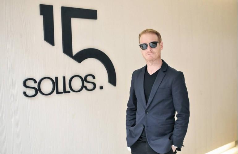 Marca de Jader Almeida lança showroom da Icon em Camboriú