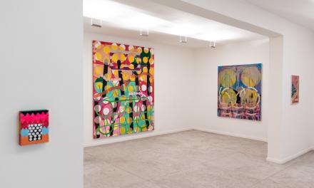 A Galeria Mercedes Viegas apresenta segunda individual de Elvis Almeida