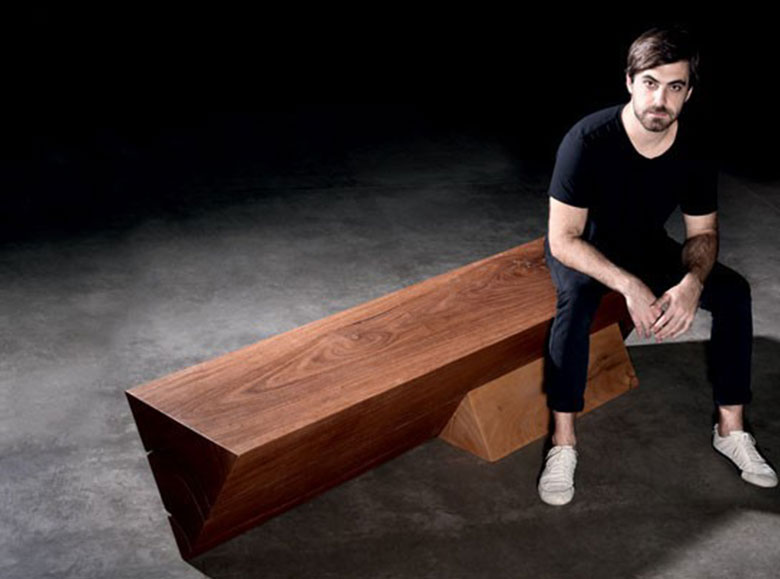 O designer Guilherme Wentz inaugura sua primeira loja nos Jardins.