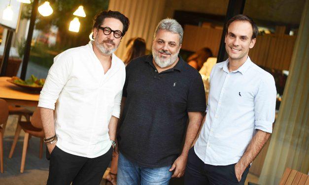 A palestra dos arquitetos Celso Rayol e Fernando Costa na CasaCor Rio