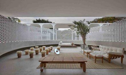 A Casa da Manchete, projeto com assinatura de Oscar Niemeyer, recebe a Casa Cor Brasilia