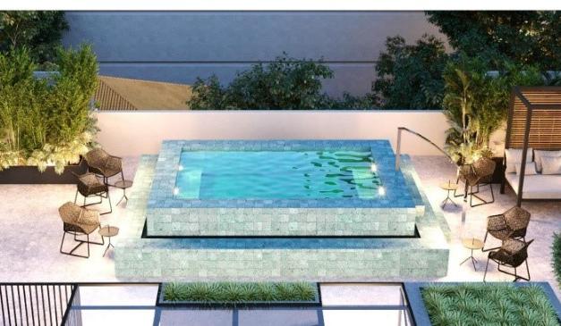 """A Cité Arquitetura e o Stúdio Ro+Ca assinam o empreendimento """"Bossa 107"""", em Ipanema."""