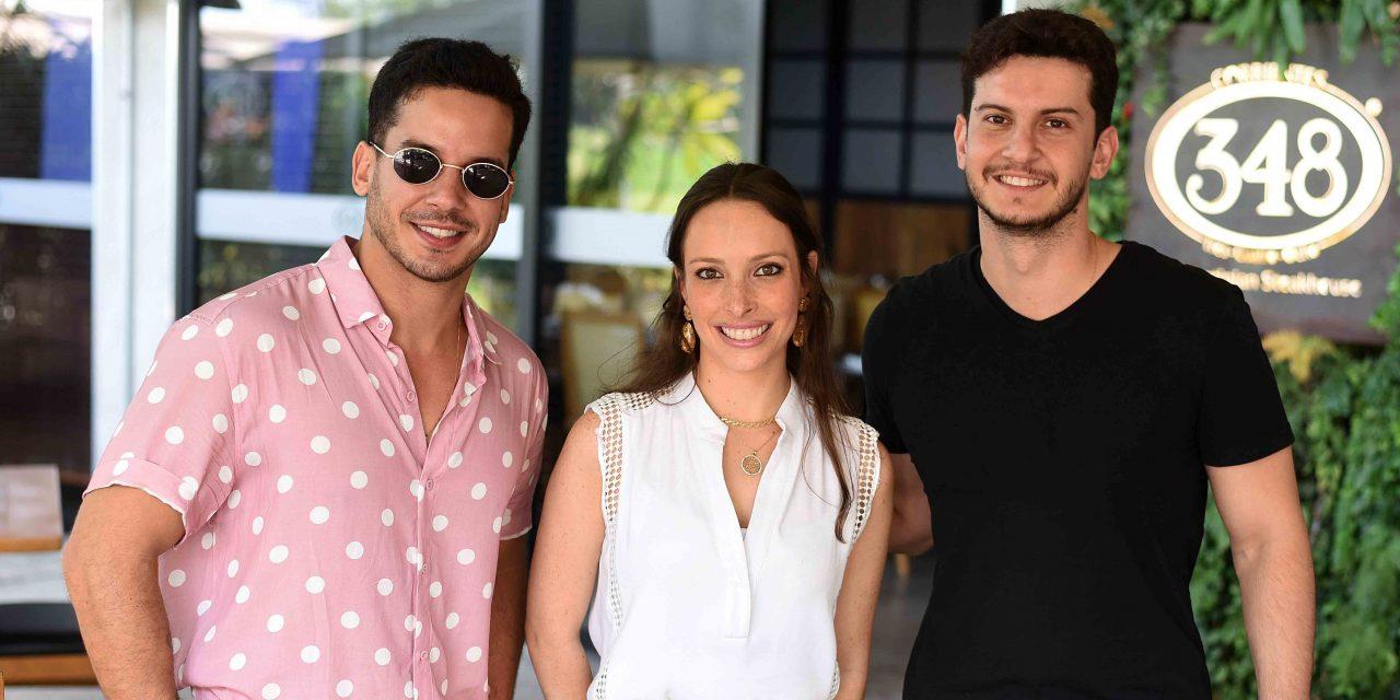 Breton promove almoço e mostra preview na Art Rio
